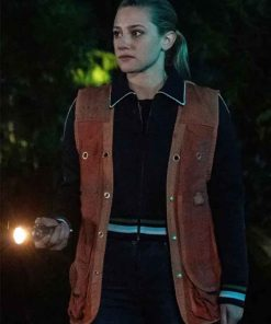 Betty Cooper Riverdale Vest