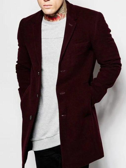 Chris Hemsworth Avengers Age of Ultron Coat