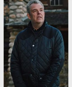 Dan Jenkins Yellowstone Quilted Jacket