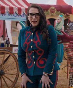 Darcy Lewis WandaVision Blue Jacket