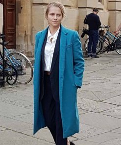 Diana Bishop A Discovery of Witches Blue Coat
