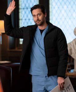 Dr. Max Goodwin New Amsterdam Puffer Jacket