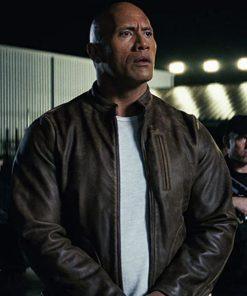Dwayne Johnson Leather Jacket