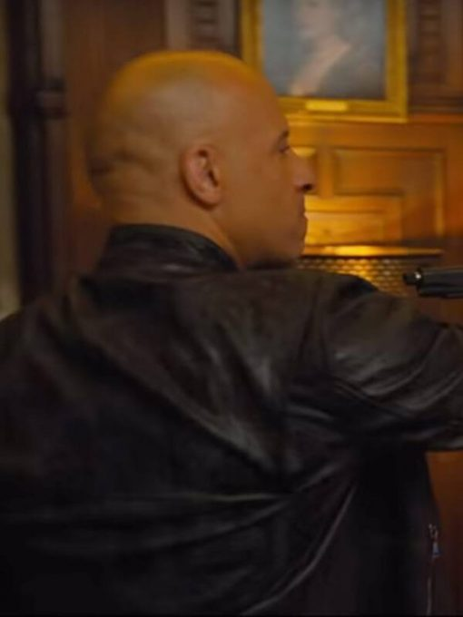 Dominic Toretto Brown Jacket