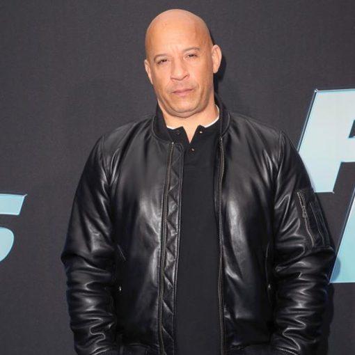 Fast and Furious 9 Vin Diesel Jacket