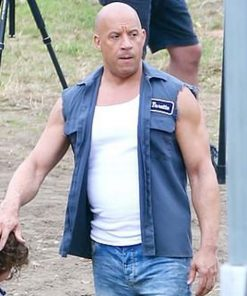 Fast and Furious 9 Vin Diesel Vest