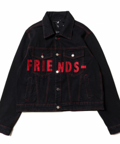 Friends VLONE Denim Jacket