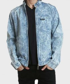 Good Girls Leslie Peterson Denim Jacket