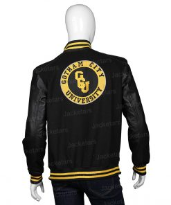 Gotham City University Varsity Jacket