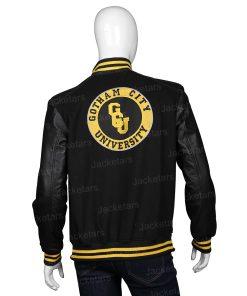 Gotham City University Varsity Jacket
