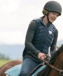 Heartland Amy Fleming Leather Vest