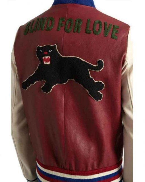 J Hope Blind for Love Bomber Jacket
