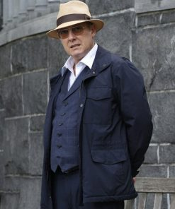 James Spader The Blacklist Coat