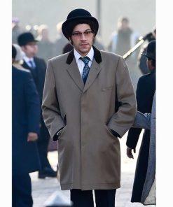 Jasper Cruella 2021 Beige Coat