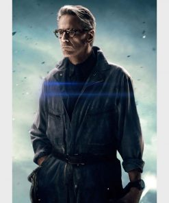 Justice League Alfred Coat