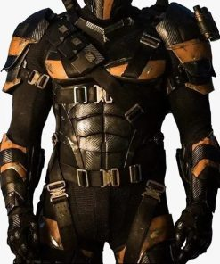 Justice League Deathstroke Jacket