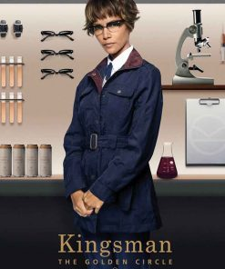 Kingsman The Golden Circle Ginger Ale Coat