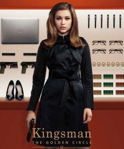 Kingsman The Golden Circle Roxy Coat