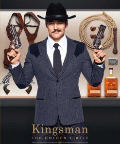Kingsman The Golden Circle Whiskey Blazer