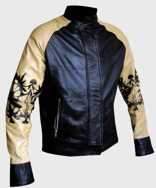 Kung Fury Cobra Black Bomber Jacket