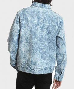 Leslie Peterson Denim Jacket