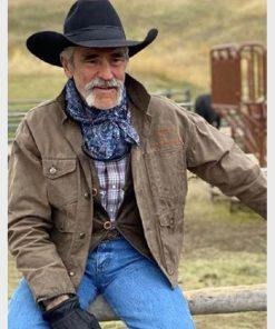 Lloyd Yellowstone Cotton Jacket