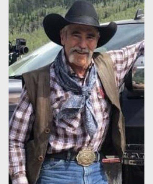 Lloyd Yellowstone Leather Vest