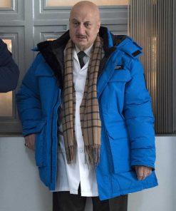 New Amsterdam Dr. Vijay Kapoor Puffer Jacket