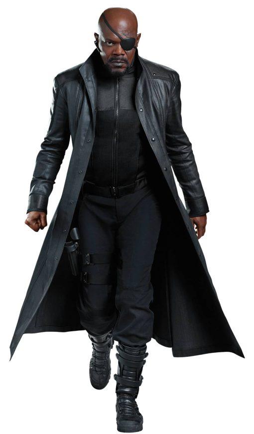 Nick Fury Age Of Ultron Coat