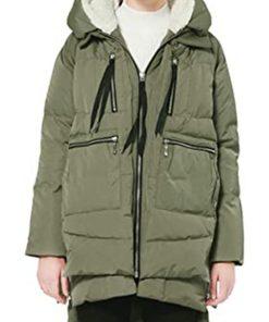 Parker Heartland Hooded Jacket