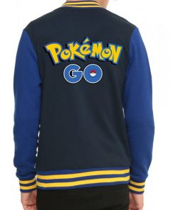 Pokemon Go Trainer Bomber Jacket