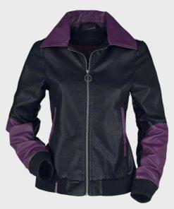 Pretty Poisons Riverdale Purple Jacket