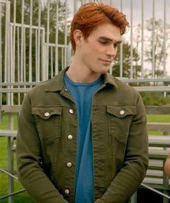 Riverdale Archie Andrews Green Jacket