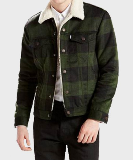 Riverdale Fred Andrews Plaid Jacket