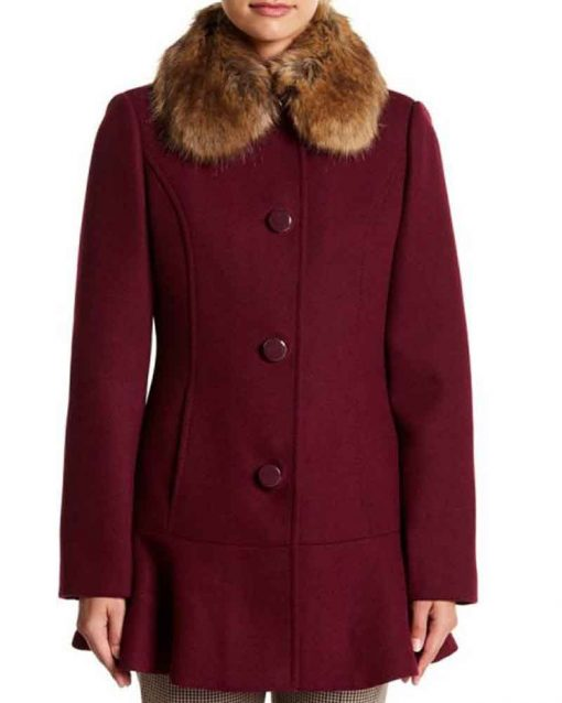 Riverdale Veronica Lodge Coat