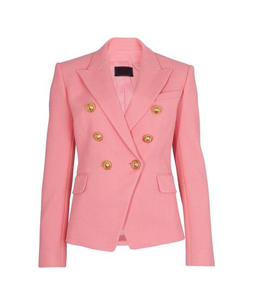 Steffy Forrester Bold and the Beautiful Pink Blazer
