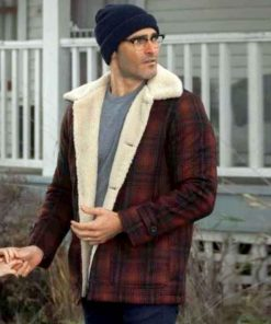 Superman and Louis Clark Kent Red Plaid Jacket