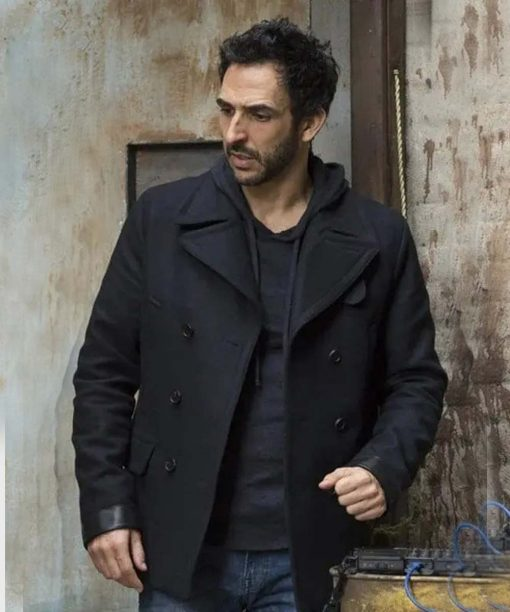 The Blacklist Aram Mojtabai Coat