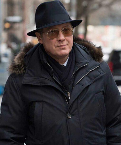 The Blacklist James Spader Fur Coat