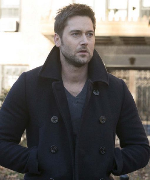 The Blacklist S03 Tom Keen Coat