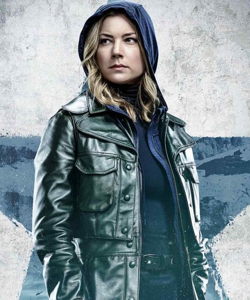 The Falcon and the Winter Emily VanCamp Jacket