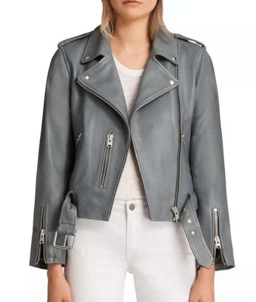 The Rookie Nyla Harper Leather Jacket
