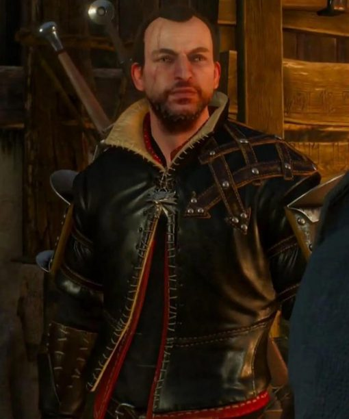 The Witcher 3 Lambert Jacket