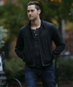 Tom Keen The Blacklist Jacket