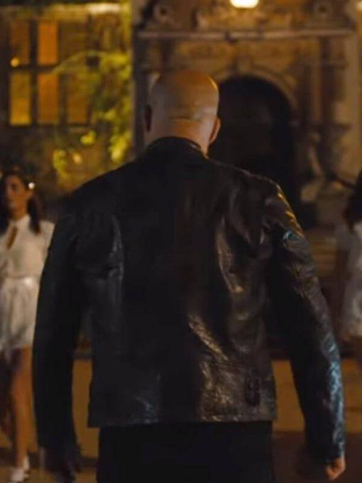 Dominic Toretto F9 Brown Jacket