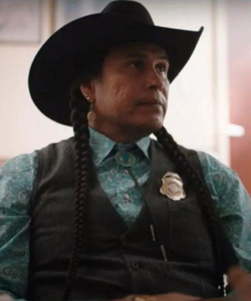 Yellowstone Mo Brings Plenty Black Vest