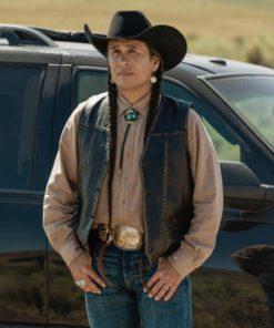 Yellowstone Mo Brings Plenty Vest