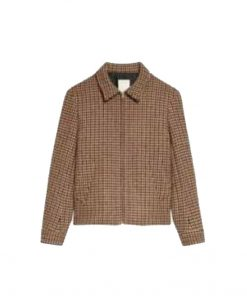 9-1-1 Evan Buckley Houndstooth Jacket