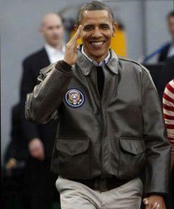 Barack Obama A-2 Flight Jacket