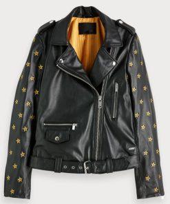 Batwoman Mary Hamilton Star Jacket
